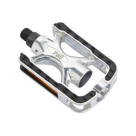 Red Cycling Products Trekking Alu Comp Pedal schwarz/silber